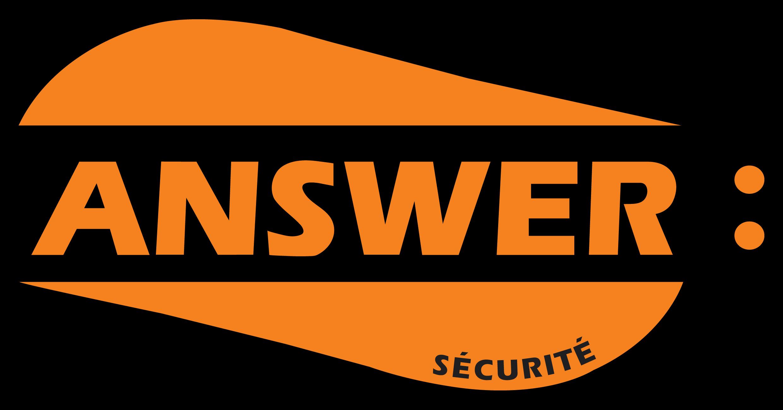 Answer Sécurité